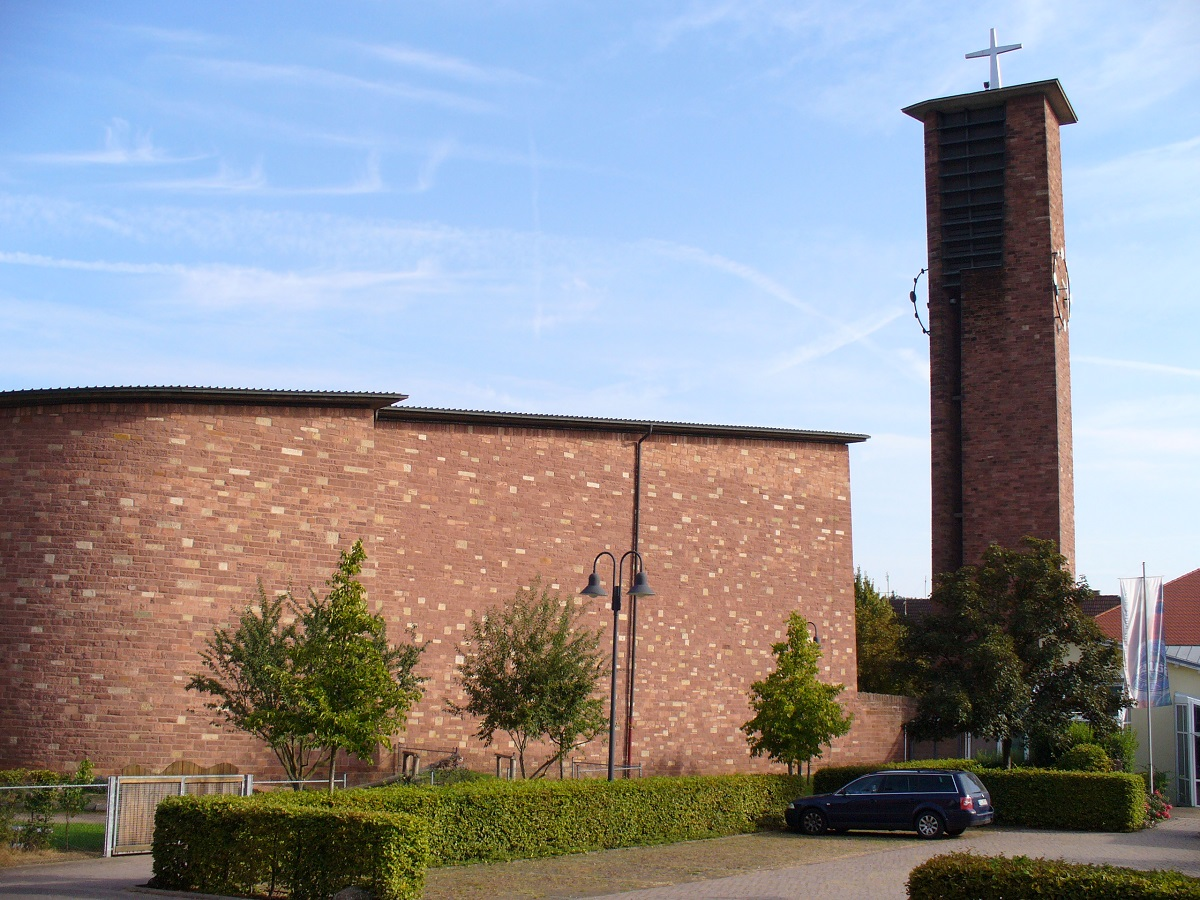Katholische Kirche © Markt Kleinheubach 1200 px