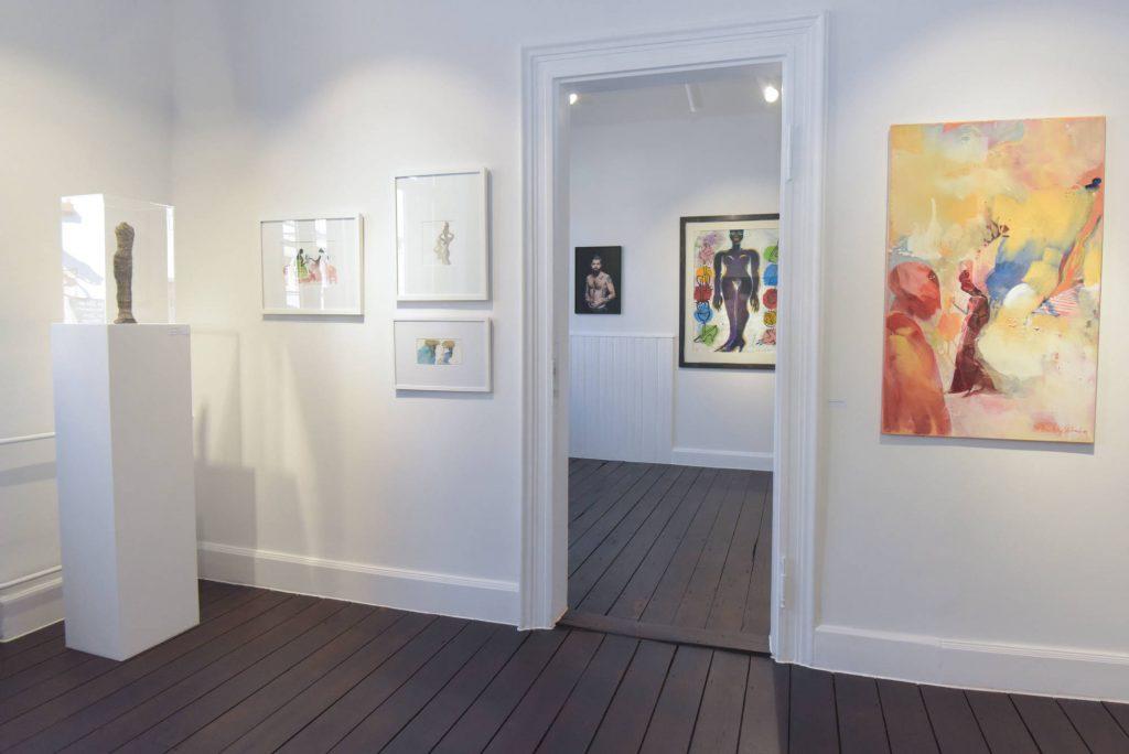 Kunst - Galerie am Tor © Cornelia König-Becker