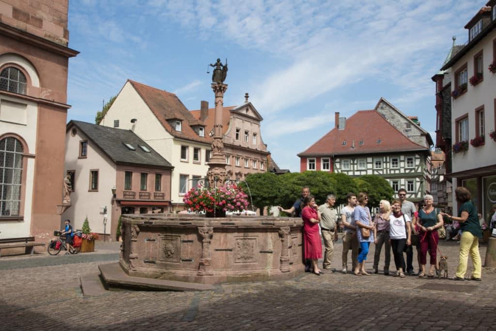 Stadtführung Miltenberg