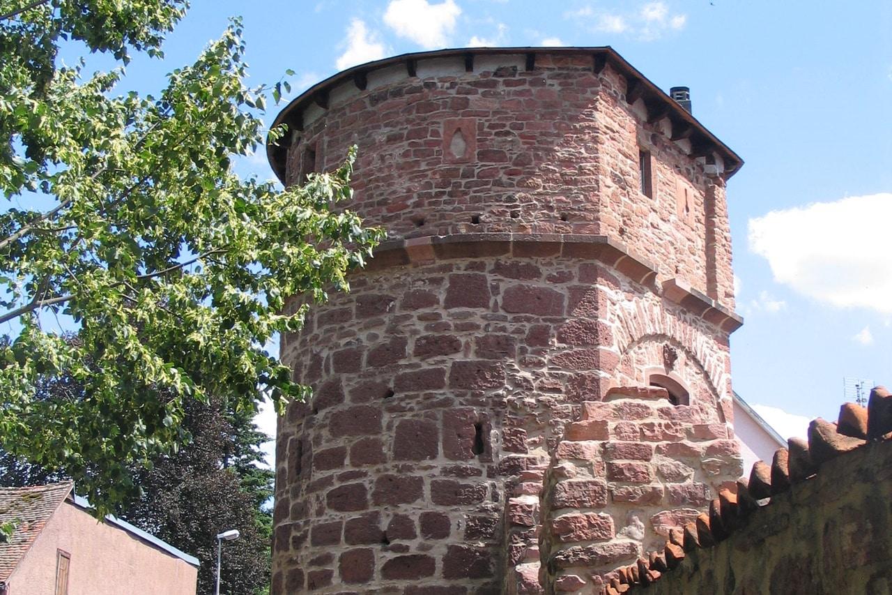 Zuckmantelturm l - Zuschnitt 1200